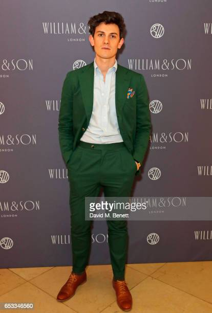 Duncan Campbell attends the William Son Gala cocktail party at the National Portrait Gallery on March 14 2017 in London England