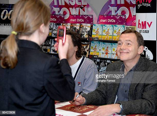 Duncan Campbell of UB40 attends an album signing at HMV on November 25 2009 in Birmingham England