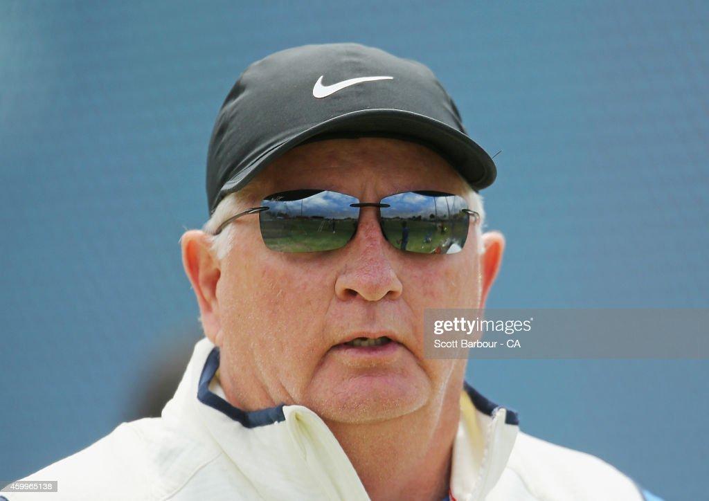 CA XI v India - Tour Match