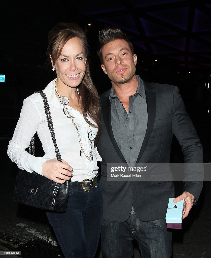 <a gi-track='captionPersonalityLinkClicked' href=/galleries/search?phrase=Duncan+James&family=editorial&specificpeople=175938 ng-click='$event.stopPropagation()'>Duncan James</a> and <a gi-track='captionPersonalityLinkClicked' href=/galleries/search?phrase=Tara+Palmer-Tomkinson&family=editorial&specificpeople=160882 ng-click='$event.stopPropagation()'>Tara Palmer-Tomkinson</a> dine at Buddha Bar on April 6, 2013 in London, England.