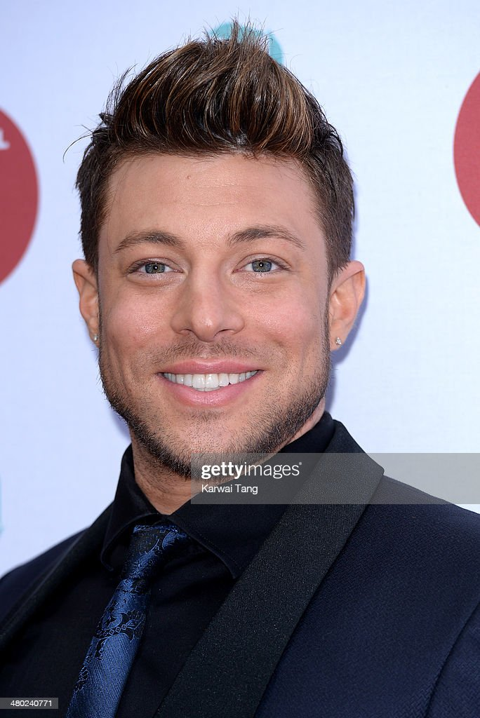 Duncan James attends the Tesco Mum of the Year awards at The Savoy Hotel on March 23, 2014 in London, England.