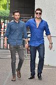 London Celebrity Sightings -  July 18, 2017