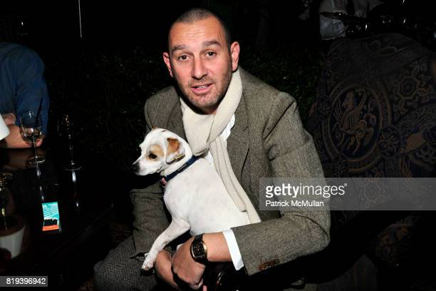 Duncan Roy attend NICOLAS BERGGRUEN's 2010 Annual Party at the Chateau Marmont on March 3 2010 in West Hollywood California