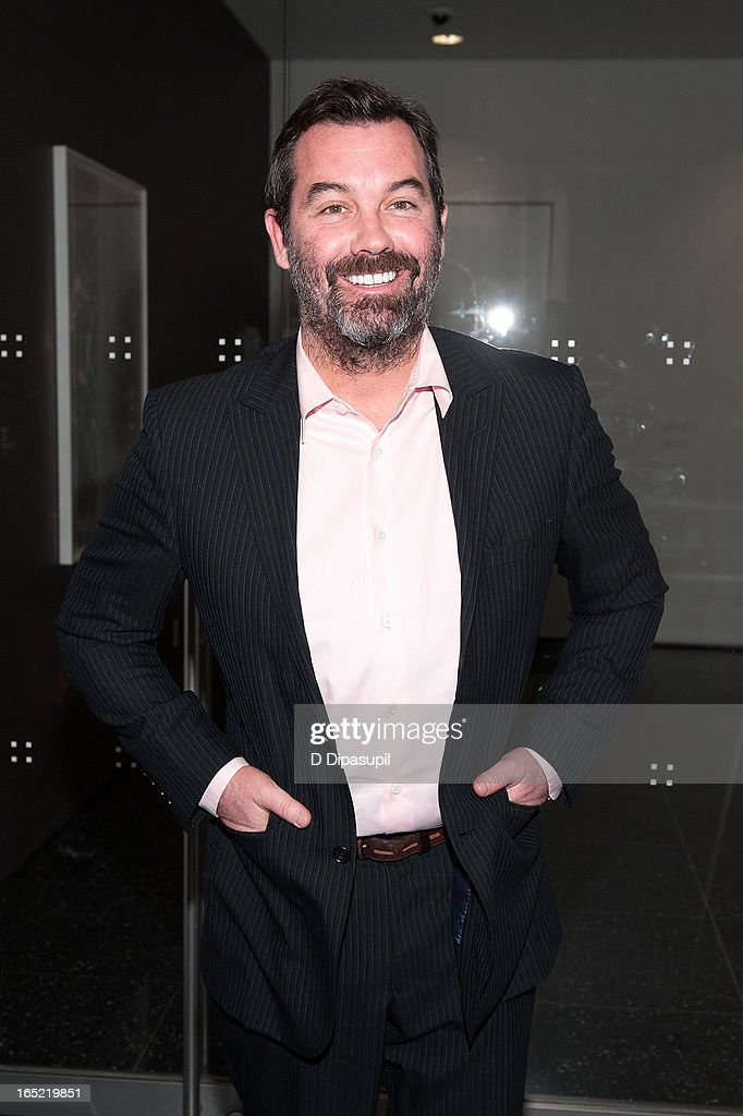 Duncan Sheik attends 'The Company You Keep' New York Premiere at The Museum of Modern Art on April 1, 2013 in New York City.