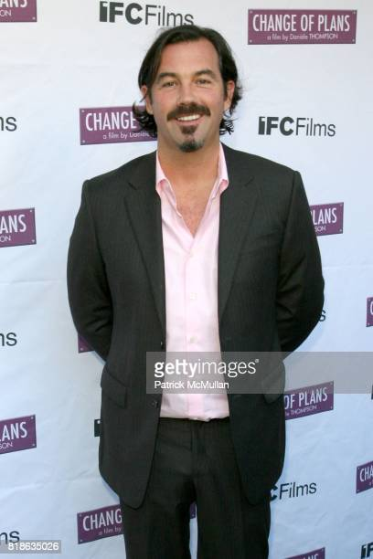 Duncan Sheik attends The New York Premiere of 'CHANGE OF PLANS' at IFC Center on June 8 2010 in New York City
