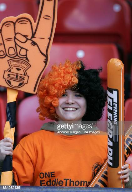 A Dundee United fan