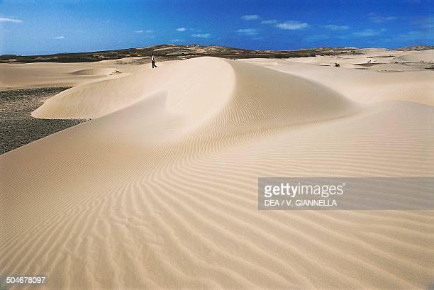 Dunes Deserto de Viana Boa Vista Cape Verde
