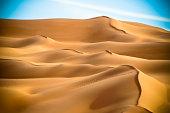 Dunes in Libya