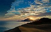 Dunes sunrise