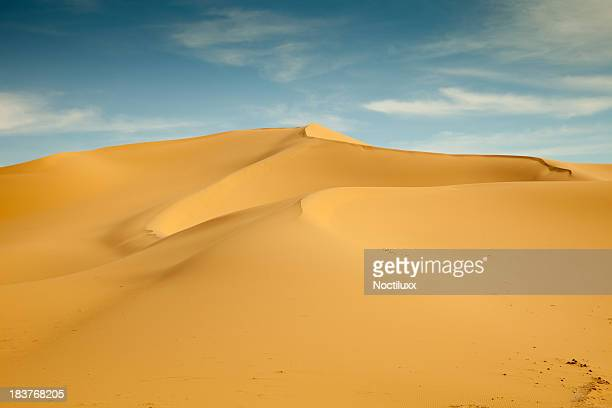 Dunescape in Libyan Sahara desert