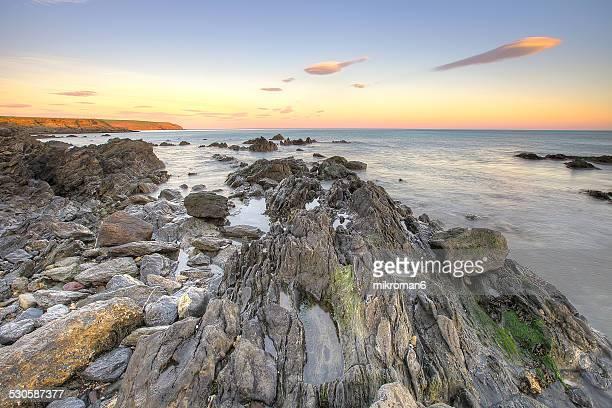 Dungarvan coastline
