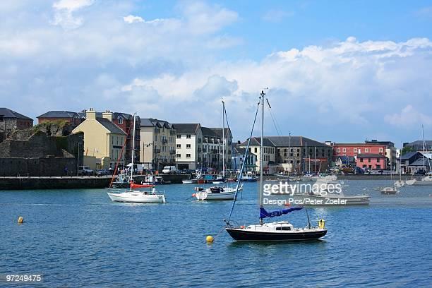 Dungarvan Harbour, Dungarvan, County Waterford, Ireland