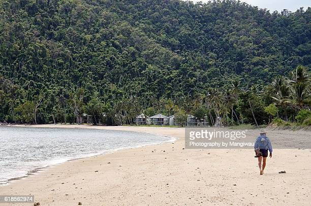 Dunk Island Restraunt: Mission Beach Queensland Stock Photos And Pictures