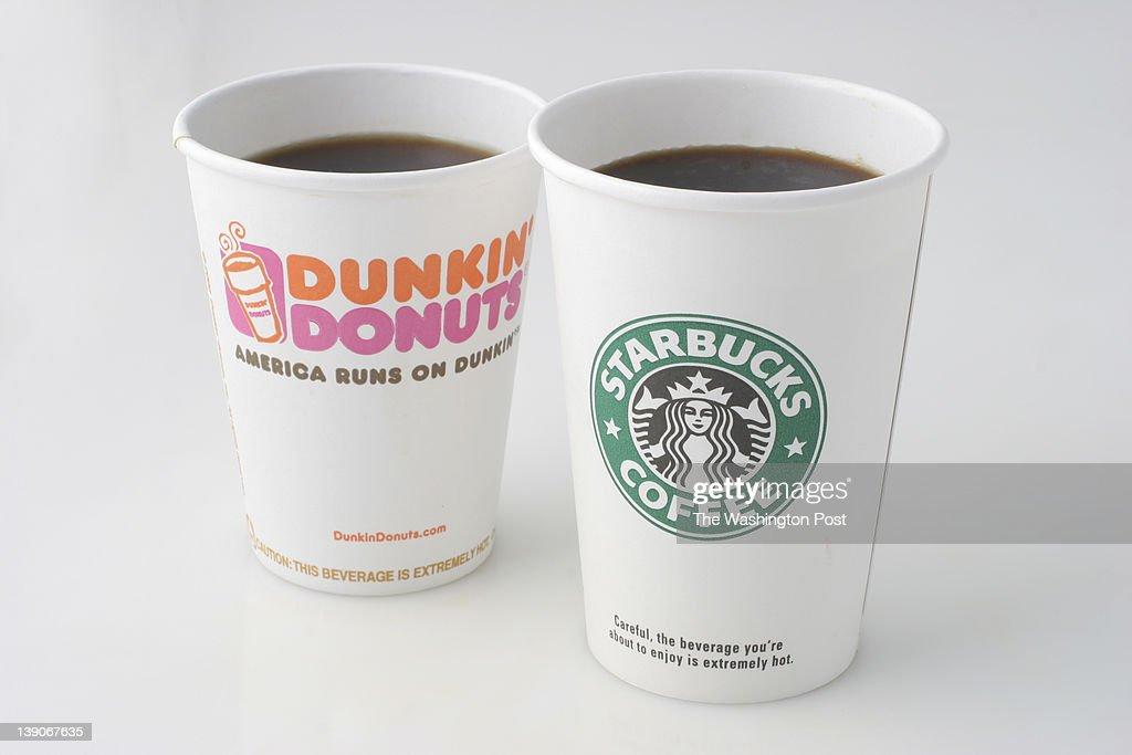 Dunkin Donuts Or Starbucks?