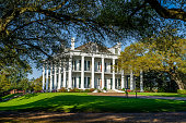 sitting on 40 well manicured acres, dunleith is an 1856 historic inn, and is listed as a national hisoric landmark, located in natchez, mississippi.