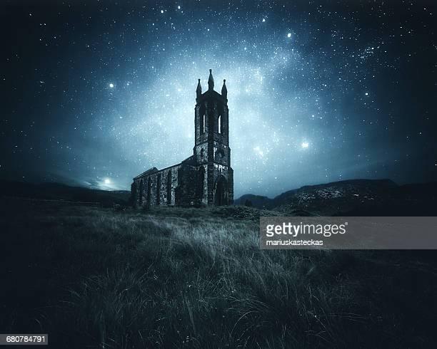 Dunlewey Church, Gweedore, County Donegal,  Ireland