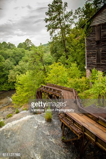 Dunno Falls Mississippi : Stock Photo