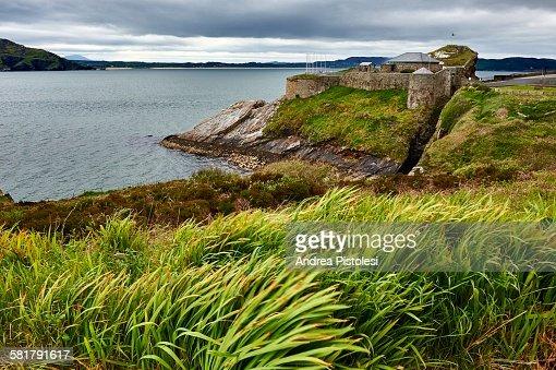 Dunree Head Fort, Inishowen, Ireland
