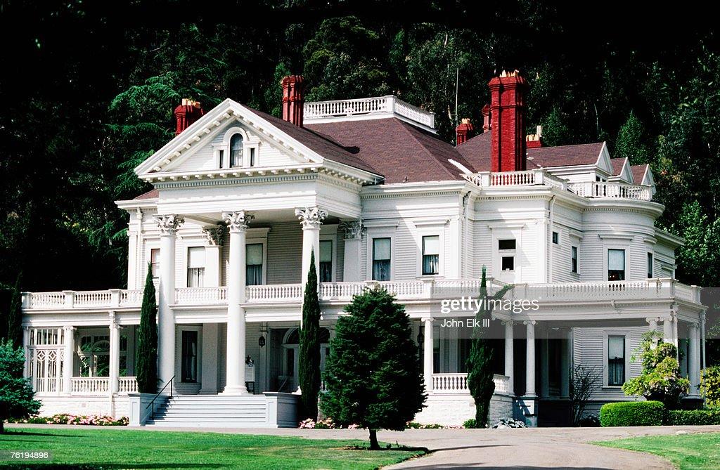 Dunsmuir House, Oakland, California, United States of America, North America