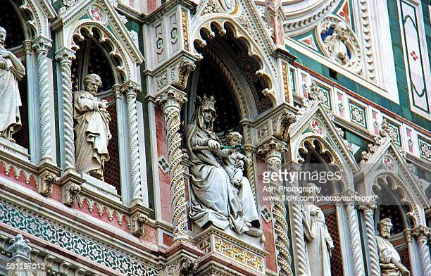 Duomo Exterior - Florence, Italy