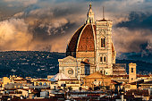 The Cathedral Santa Maria del Fiore, Florence, Italy