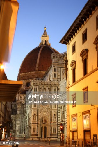 Duomo in the Morning Glow : Stock-Foto