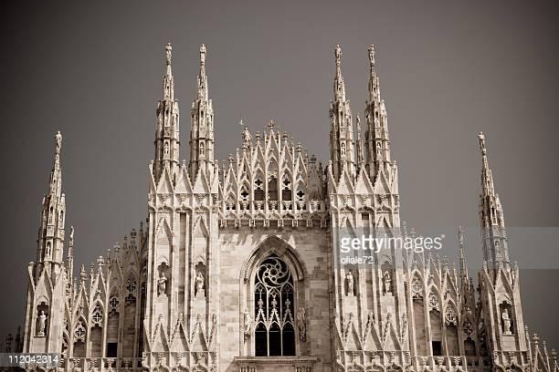 Catedral de Milão, Catedral-Lombardia, Itália