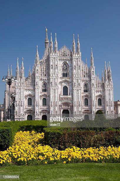 Duomo de Milan, la cathédrale, Lombardie, Italie