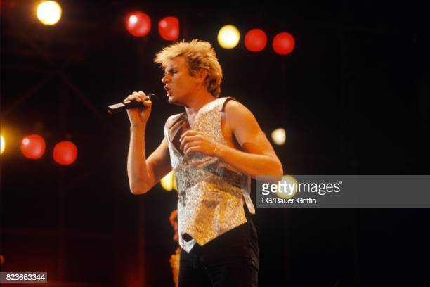 Dura Duran at the KU club in Ibiza on August 11 1981 in Ibiza Spain 170612F1