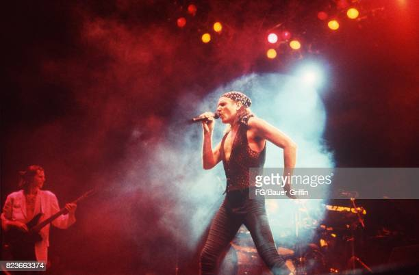 Duran Duran at the Hammersmith Odeon on November 04 1982 in London United Kingdom 170612F1