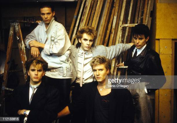 Duran Duran in New York 1984