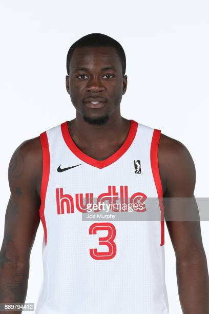 Durand Scott of the Memphis Hustle poses for a head shot during the NBA GLeague media day on November 2 2017 at FedExForum in Memphis Tennessee NOTE...