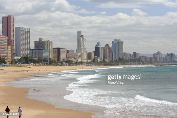 Durban Beachfront landscape