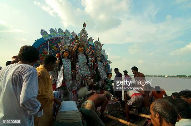 Durga Idol Immersion