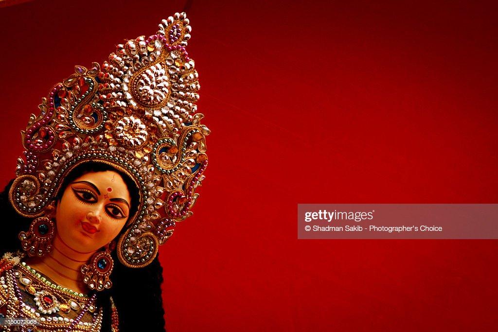 Durga : Stock Photo