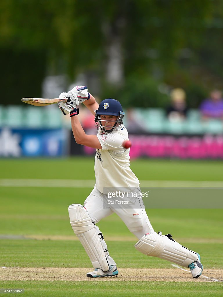 Worcestershire v Durham - LV County Championship Division One