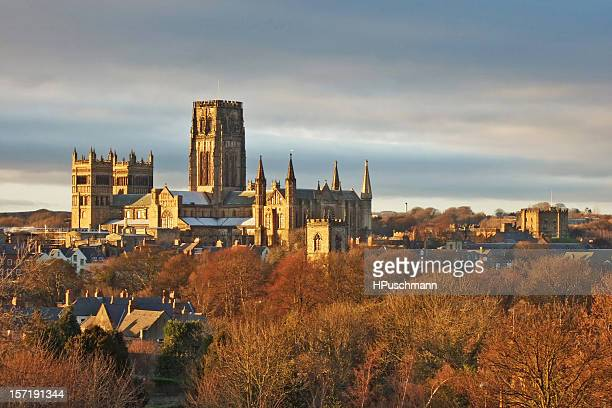 Durham Cathedral and Castle in Winter