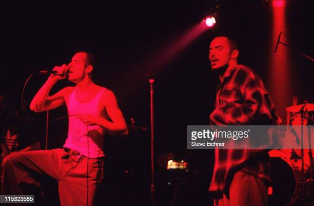 311 during 311 in Concert at Irving Plaza 1994 at Irving Plaza in New York City New York United States