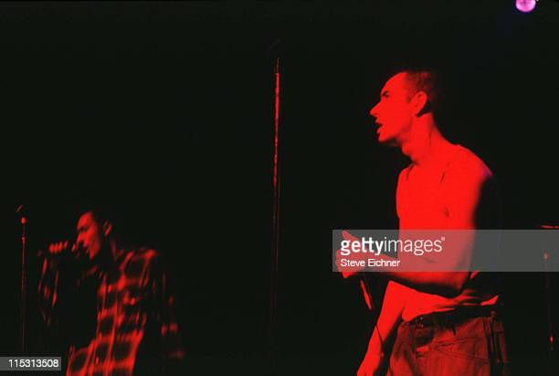 311 during 311 in Concert at Wetlands 1994 at Wetlands in New York City New York United States