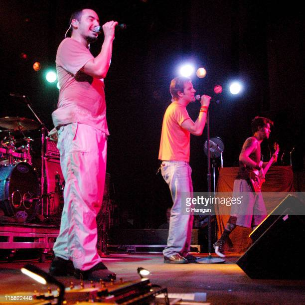 311 during 311 in Concert July 28 2005 at Catalyst Nightclub in Santa Cruz California United States