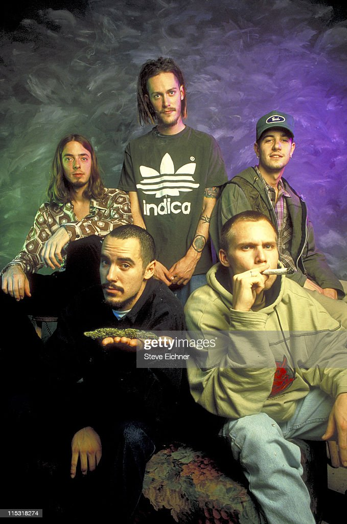 311 during 311 - Photo Shoot - 1994 at Studio in New York City, New York, United States.