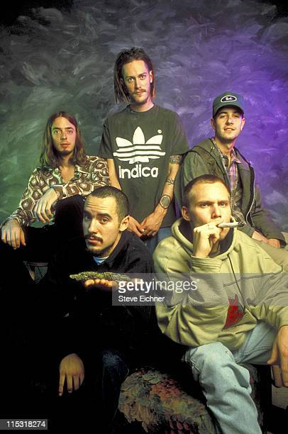 311 during 311 Photo Shoot 1994 at Studio in New York City New York United States