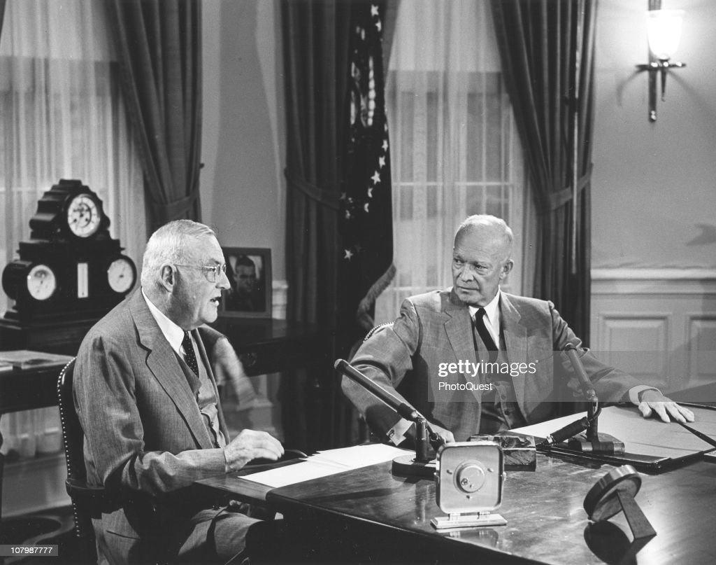 During a radio and television broadcast, US Secretary of ...