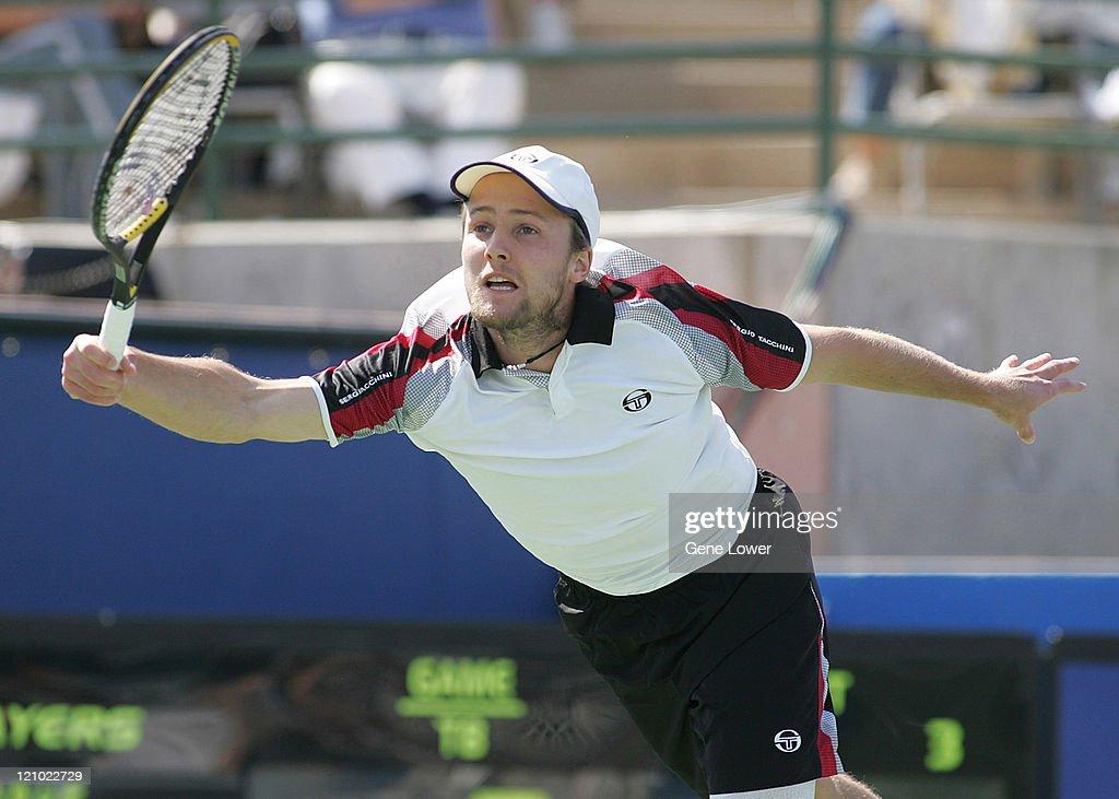 Tennis Channel Open - Men's Singles - Semifinals - Wayne Arthurs vs Christopher
