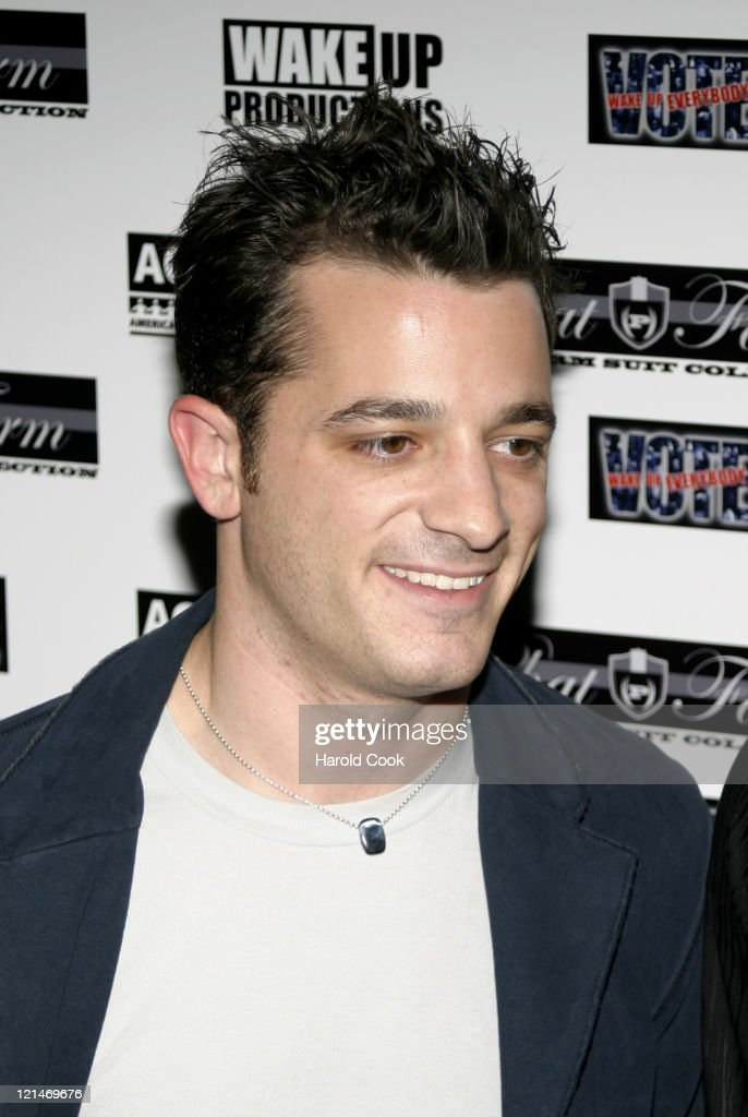 O.A.R. during Babyface and Russell Simmons Host 'Wake Up Everybody' Release Party at Bryant Park Hotel Cellar Bar in New York City, New York, United States.