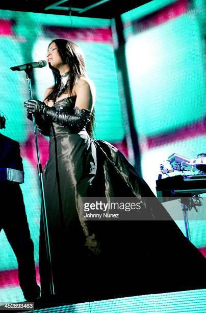 UTADA during BlackBook Magazine and Island Def Jam Present UTADA at SkyLight Studios in New York City New York United States