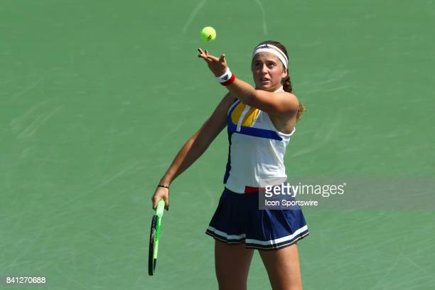 during day four match of the 2017 US Open on August 31 2017 at Billie Jean King National Tennis Center Flushing Meadow NY