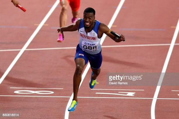 during day nine of the 16th IAAF World Athletics Championships London 2017 at The London Stadium on August 12 2017 in London United Kingdom