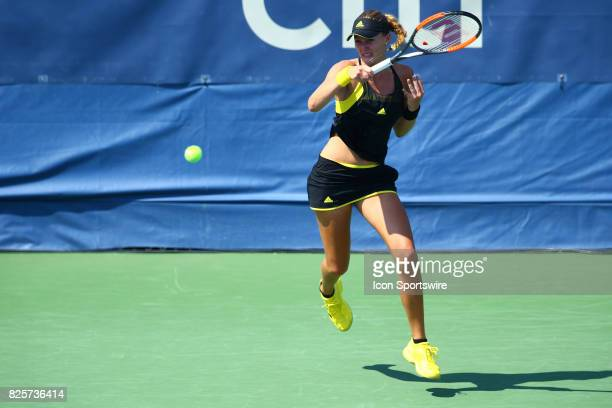 during day three match of the 2017 Citi Open on August 2 2017 at Rock Creek Park Tennis Center in Washington DC