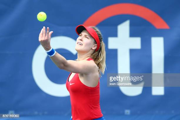 during day three match of the 2017 Citi Open on August 3 2017 at Rock Creek Park Tennis Center in Washington DC